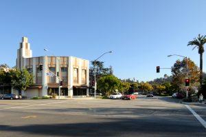 Glendale Adams Hill, Adams Square