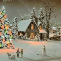 Twas the night before Christmas, Real Estate Style