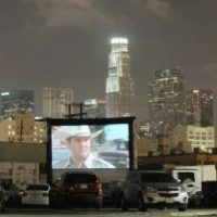 Los Angeles Outdoor Movies