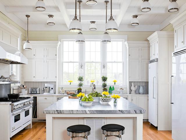 White Kitchen Appliances Are Making A Comeback Trends