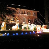 Favorite Los Angeles Christmas and Holiday Light Displays