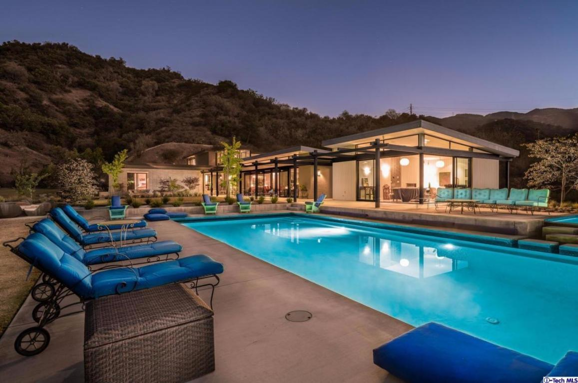 mid century luxury home whiting woods deerpass new construction, glendale ca real estate listings homes for sale