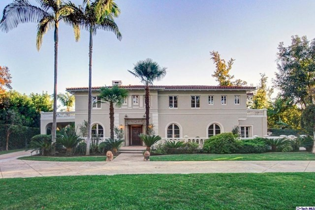 pasadena luxury real estate values