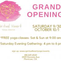 spiritual heart yoga montrose yoga center studio Krissy Harb