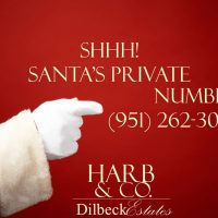 Harb and Co Santa Claus Secret Phone Number