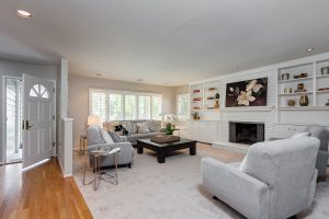 La Canada home staging after