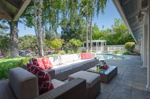 La Canada Flintridge real estate listing home staging