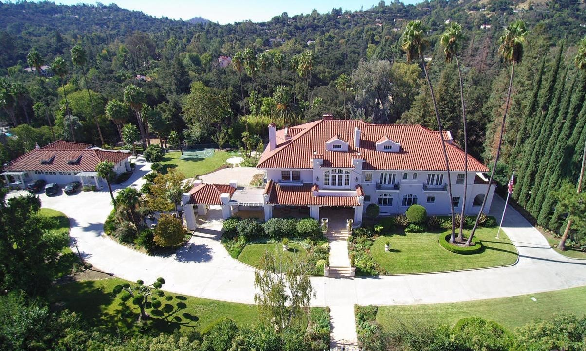 Most Expensive House In La >> Most Expensive Home Sold In La Canada Flintridge