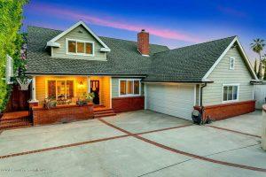 3052 Cloudcrest La Crescenta Most Expensive Home Sold August 2019