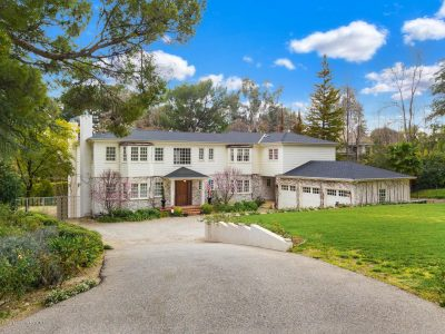 1238 Green Lane, La Canada most expensive home sold January 2020