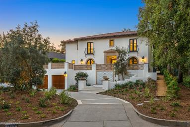 1185 Arden Rd Pasadena Highest Priced Home Sold March 2020