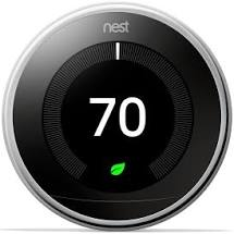 Los Angeles Smart Homes: Nest Thermostat