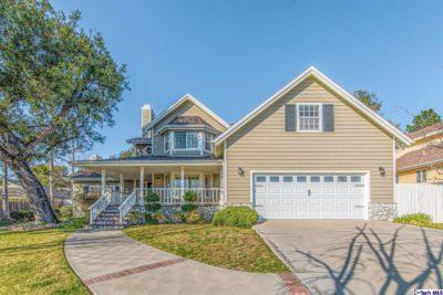 2711 Franklin St. La Crescenta Highest Priced Home Sold March 2020