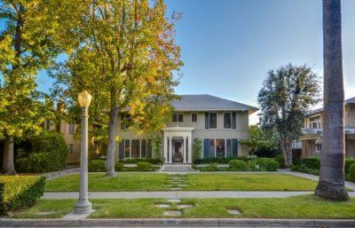 326 Congress Place Pasadena Highest Priced Home Sold April 2020