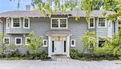 1776 Linda Vista Ave Most Expensive Home Sold Pasadena May 2020