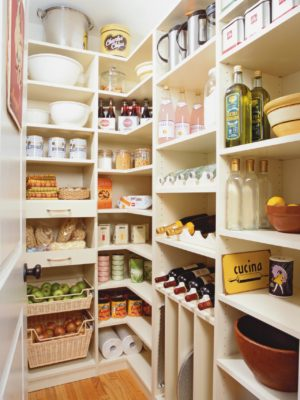 Organizing your pantry to sell
