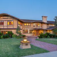 1330 Hillcrest Ave Pasadena Most Expensive Home Sold December 2020