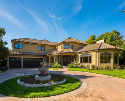 619 Knight Way Most Expensive Home Sold In La Canada January 2021