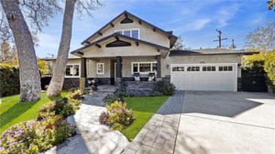 3250 Park Vista Dr La Crescenta Most Expensive Home sold March 2021